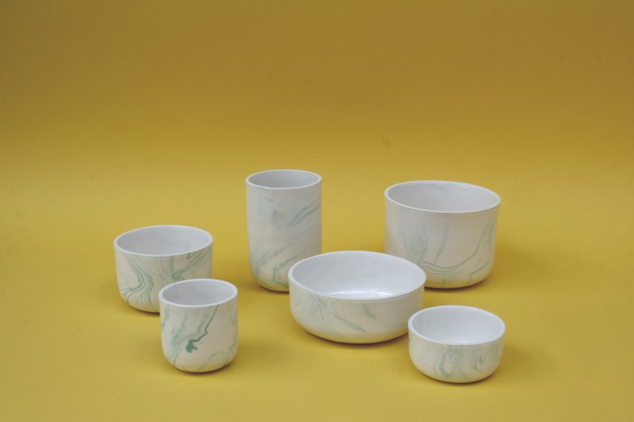 Marbled Cups 12:48