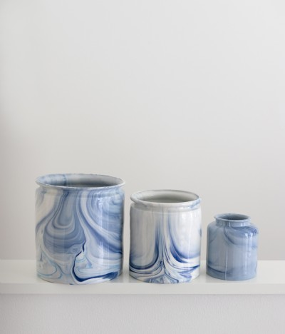 Marbled Containers