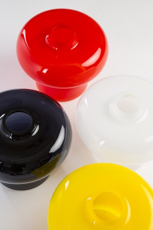 Graphic Vases (Gro, Else and Marie)